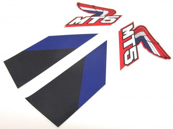 Honda MT 5 50 Tank Aufkleber Sticker Logo #36