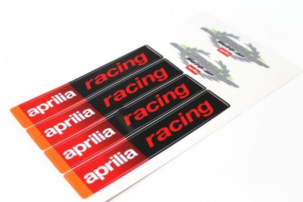 "Aufkleber Satz Sticker Set ""MOTO GP"" Aprilia SR 50 RS 125 Roller Motorrad #6"
