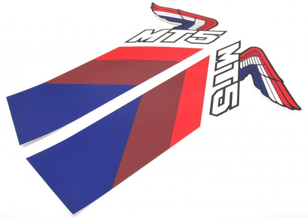 Honda MT 5 50 Tank Aufkleber Sticker Logo #35
