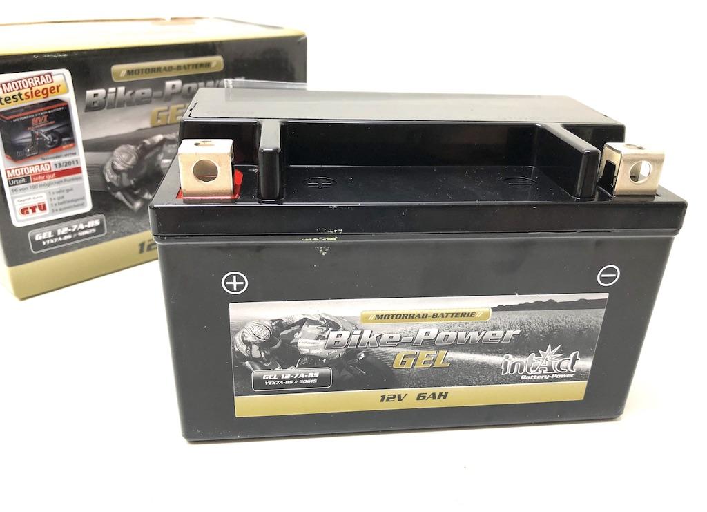 batterie elektrik moto deluxe ersatzteile f r roller. Black Bedroom Furniture Sets. Home Design Ideas