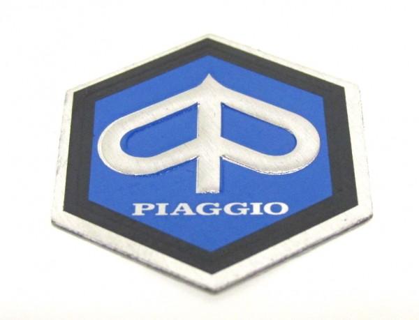 Piaggio Logo Emblem Sticker Aufkleber 26mm für für Roller / Scooter #68