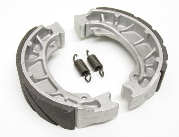 Roller Bremsbacken Bremsbeläge hinten 110 x 25 mm
