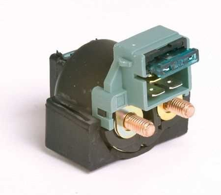 Anlasser Relais Magnetschalter 12V Universal Motorrad Quad Roller