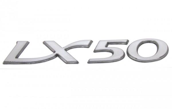 Vespa Piaggio LX 50 125 150 Chrom Emblem Logo Aufkleber Sticker Schrift #67