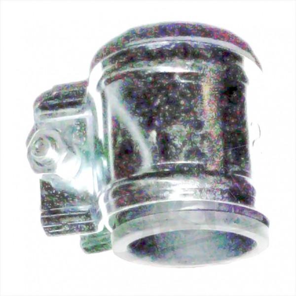 Auspuff Schelle Universal mit Gummi Sachs 28 mm