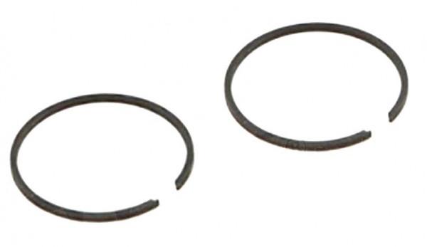 AIRSAL 38 x 1,5 B Kolbenringsatz Kolbenringe für Tomos A35 Puch Maxi