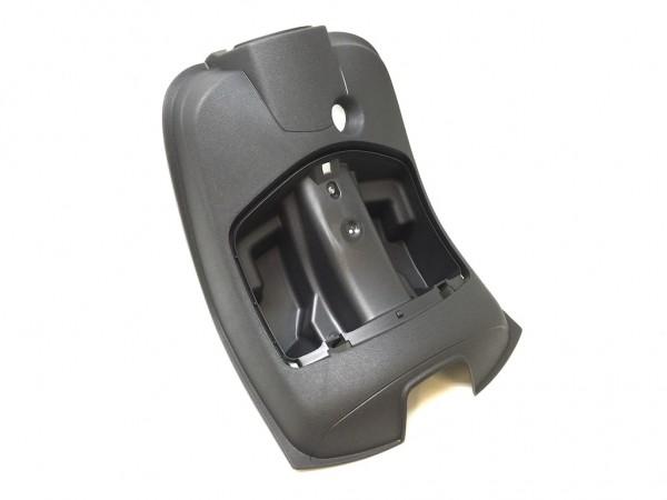 Beinschild Innenraum Verkleidung schwarz für Piaggio Vespa LX 50 125 150