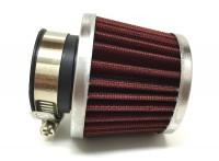 35mm Luftfilter für Dellorto PHBN PHVA Vergaser Yamaha Aerox, Piaggio NRG