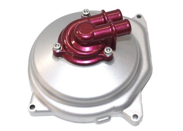 Wasserpumpe Wasserpumpendeckel TOP PERFORMANCE für Yamaha Aerox MBK Nitro Malaguti F12 F15 50