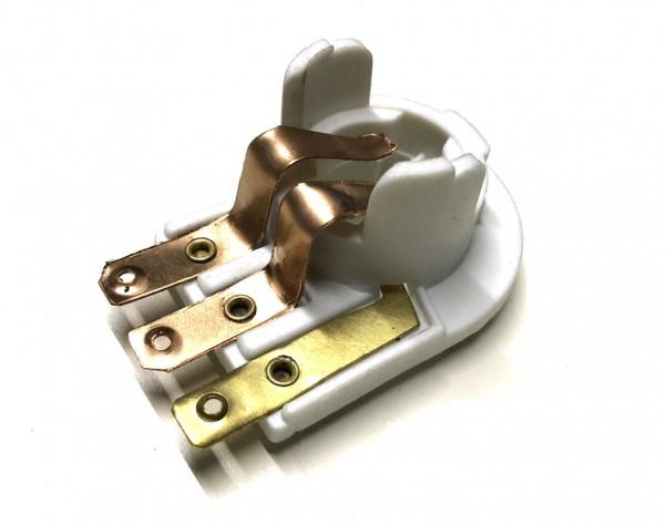 Scheinwerferfassung Scheinwerfer Fassung BA15S für Puch Maxi