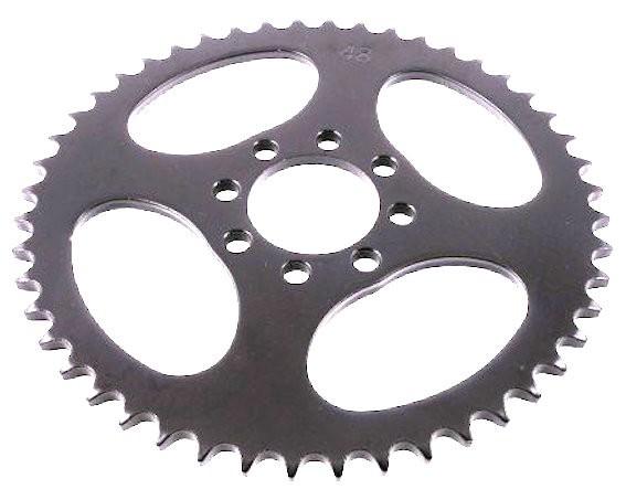 Kettenrad Ritzel 420, 48 Zähne für Yamaha DT 50 R