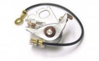 Zündkontakt Unterbrecher Kontakt mit Kabel für Puch Maxi, Zündapp, Kreidler Mofa Moped Mokick