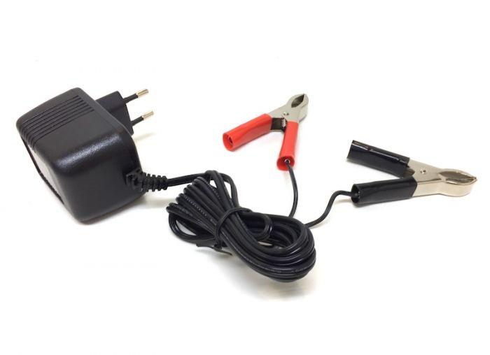 batterie ladeger t f r 12v 0 5a batterieladeger t f r. Black Bedroom Furniture Sets. Home Design Ideas