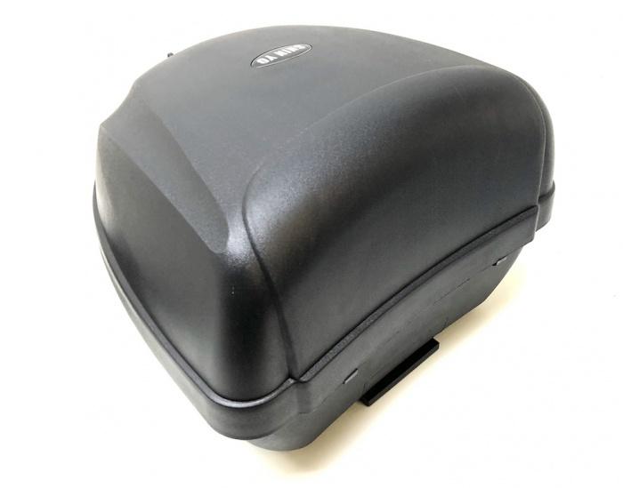 topcase koffer helmfach 28 liter inkl montageplatte f r. Black Bedroom Furniture Sets. Home Design Ideas